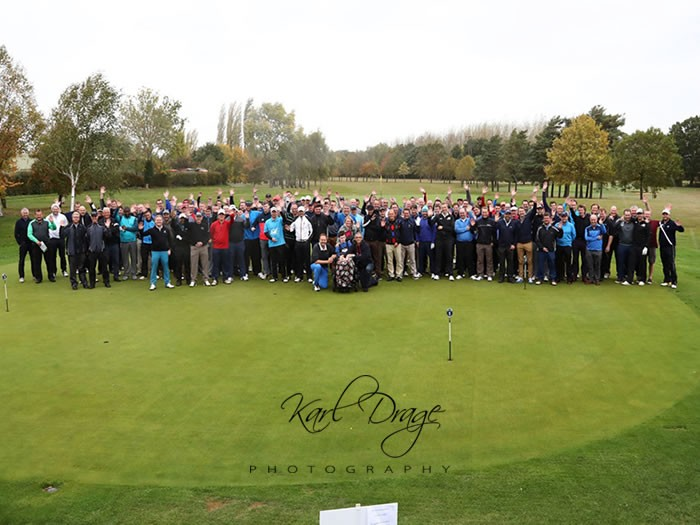 Life for Lewis Charity Golf Day Friday 12th October 2018.. Too many friends to name..