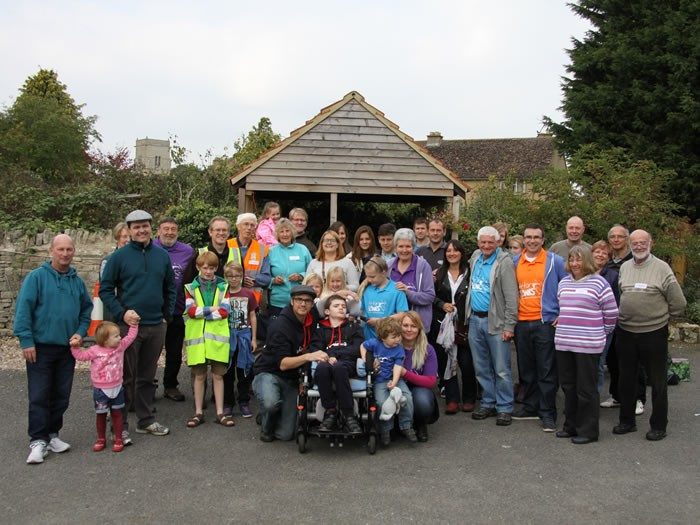 Wicken Conservation Society, Treasure Hunt Oct 2015