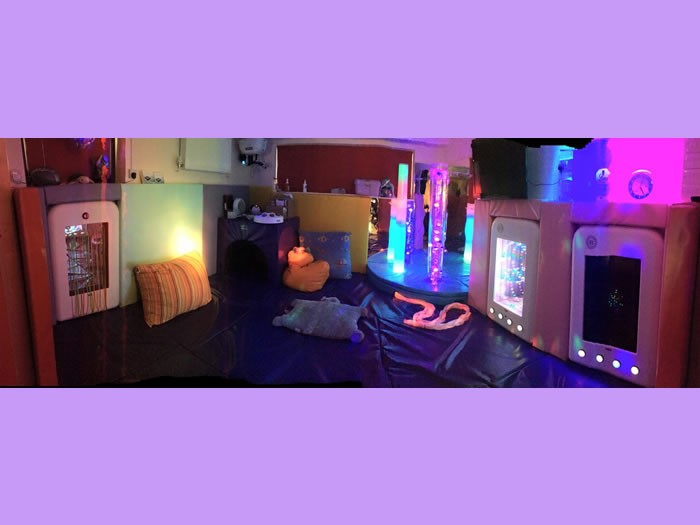 My Sensory Room Chill Out Zone..